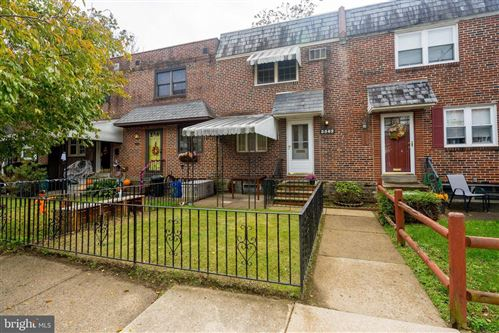 Photo of 3562 CRESSON ST, PHILADELPHIA, PA 19129 (MLS # PAPH948828)