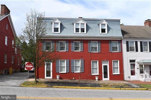 Photo of 24 S MAIN ST, SHREWSBURY, PA 17361 (MLS # PAYK2006828)