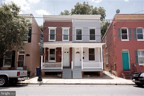 Photo of 308 W SOUTH ST, FREDERICK, MD 21701 (MLS # MDFR256830)