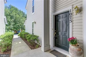 Photo of 1075 HILLSIDE LAKE TER #1304, GAITHERSBURG, MD 20878 (MLS # MDMC660830)
