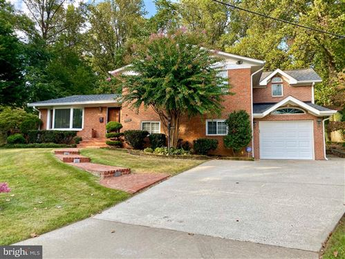 Photo of 9915 INGLEMERE DR, BETHESDA, MD 20817 (MLS # MDMC680830)