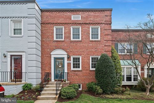 Photo of 6737 KENWOOD FOREST LN #39, CHEVY CHASE, MD 20815 (MLS # MDMC700830)