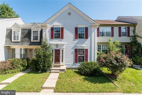 Photo of 14809 MELFORDSHIRE WAY, SILVER SPRING, MD 20906 (MLS # MDMC726830)