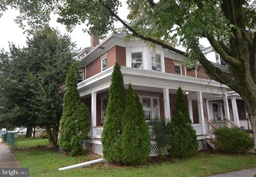 Photo of 872 MULBERRY AVE, HAGERSTOWN, MD 21742 (MLS # MDWA2002830)