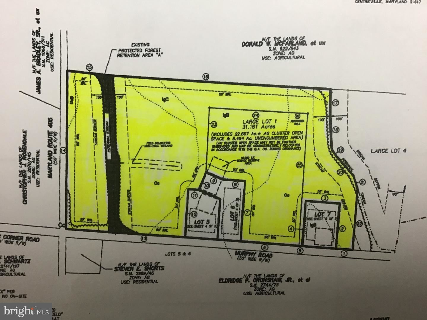 Photo of LOT 1 MURPHY RD, CENTREVILLE, MD 21617 (MLS # MDQA143830)