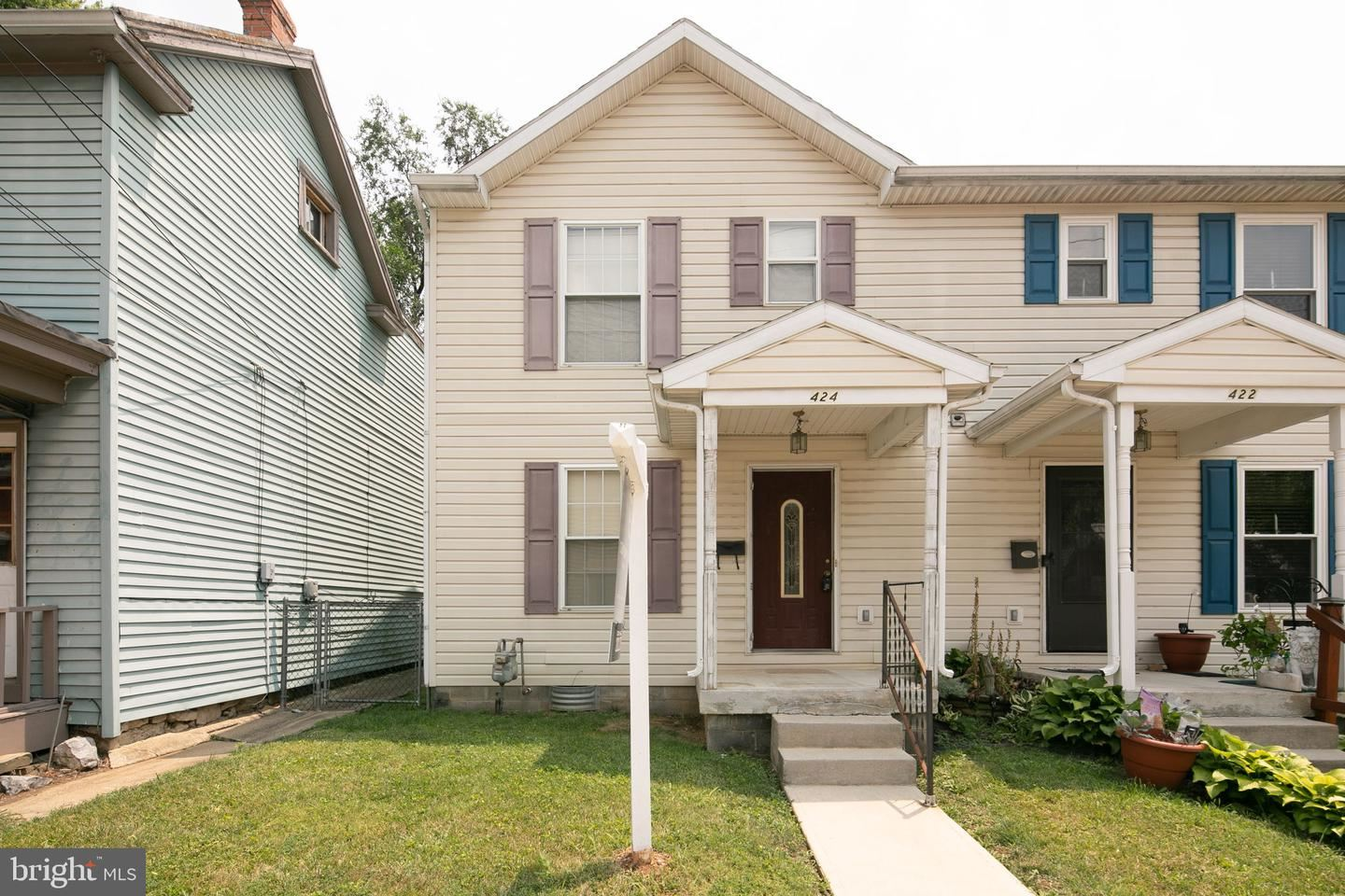 Photo of 424 JONATHAN ST, HAGERSTOWN, MD 21740 (MLS # MDWA2000830)