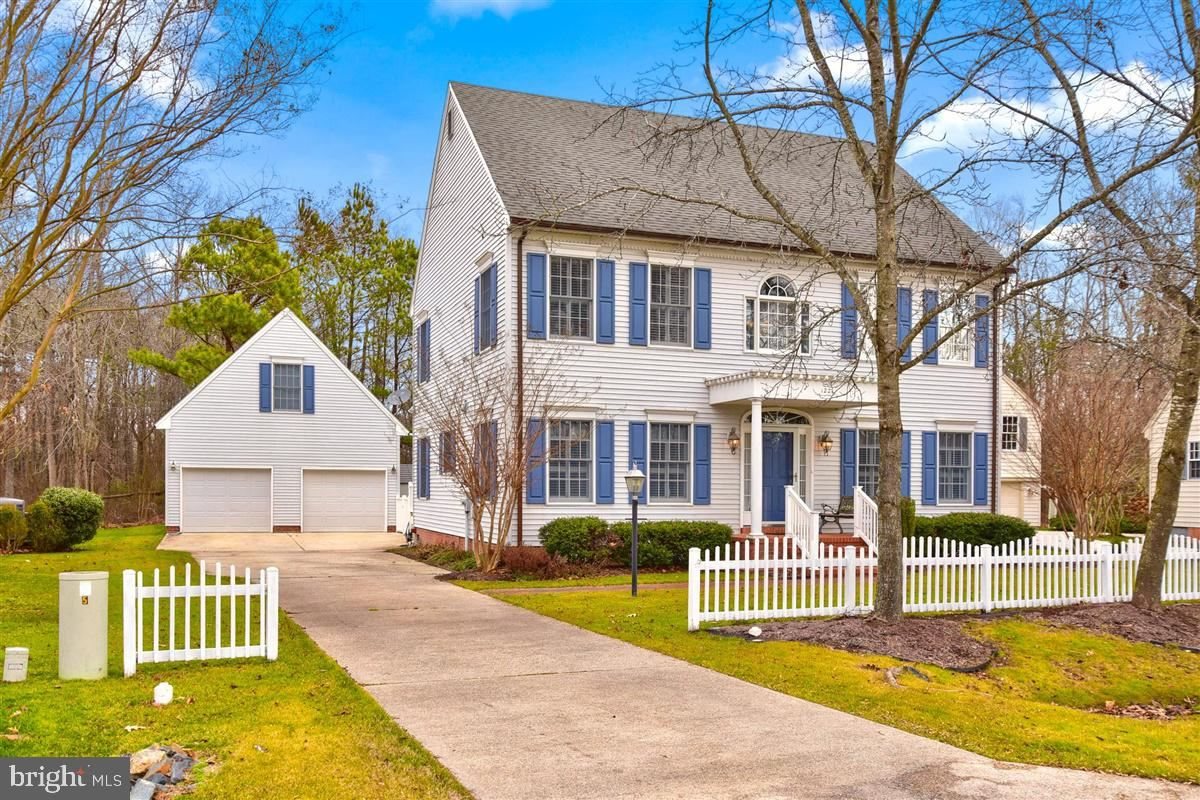 Photo for 1221 CARROLLTON LN, OCEAN PINES, MD 21811 (MLS # MDWO111830)