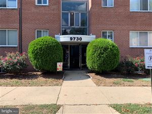 Photo of 9730 GLEN AVE #A, SILVER SPRING, MD 20910 (MLS # MDMC681832)