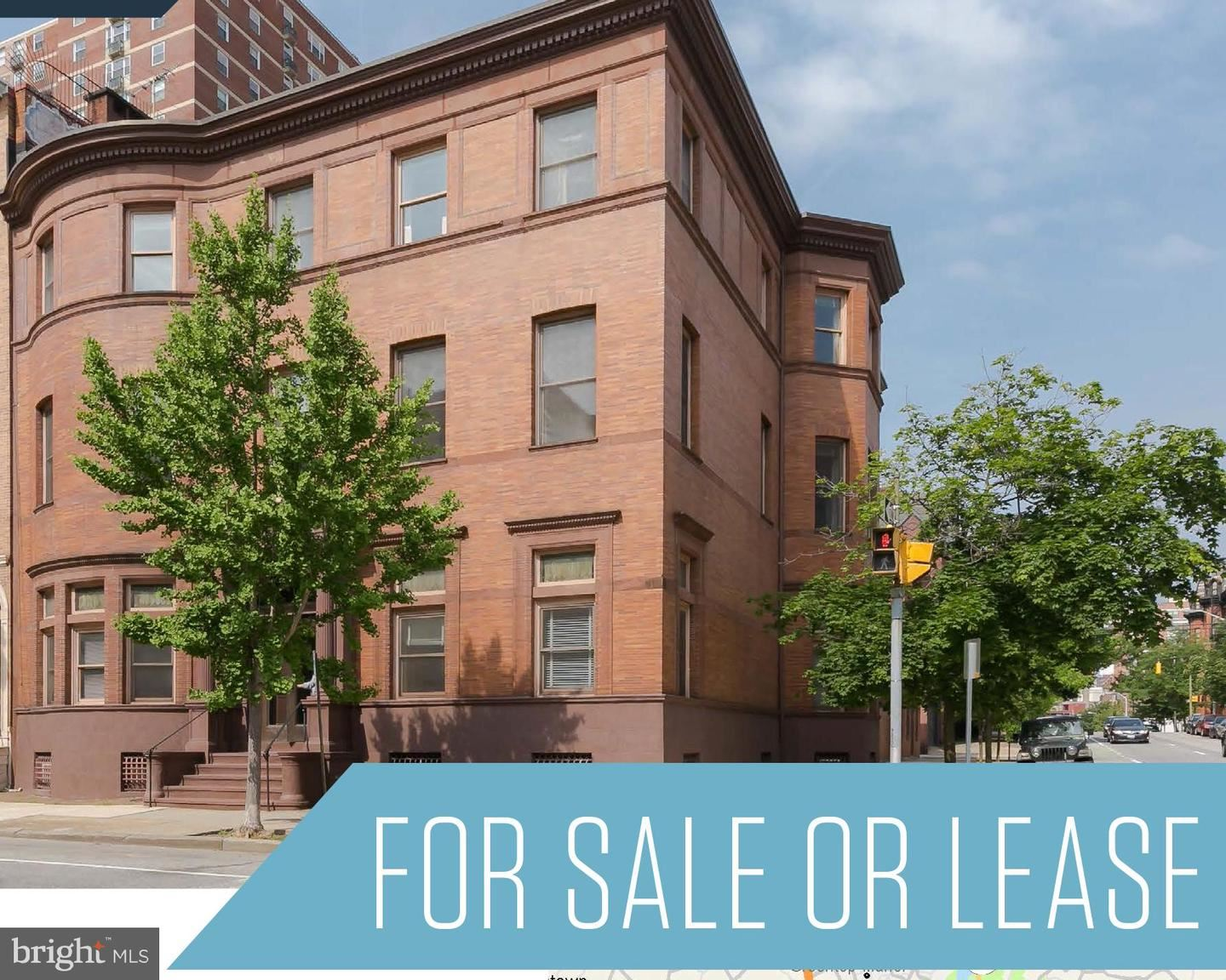 1128 N CALVERT ST, Baltimore, MD 21202 - MLS#: MDBA540832