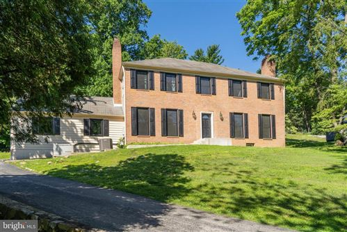 Photo of 821 PINE HILL RD, KING OF PRUSSIA, PA 19406 (MLS # PAMC2000834)