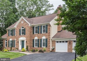 Photo of 6460 GRISTMILL SQUARE LN, CENTREVILLE, VA 20120 (MLS # VAFX1064836)
