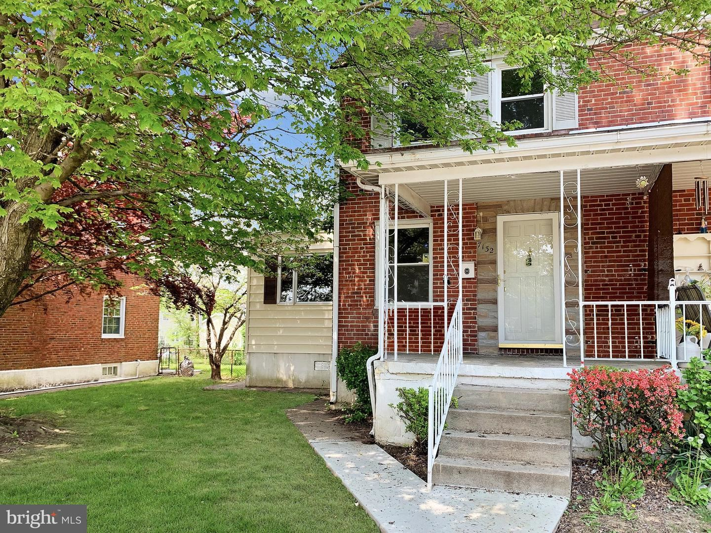 7132 WILLOWDALE AVE, Baltimore, MD 21206 - MLS#: MDBC527836