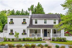 Photo of 7004 BROOKVILLE RD, CHEVY CHASE, MD 20815 (MLS # MDMC672838)