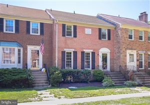 Photo of 10557 ASSEMBLY DRIVE, FAIRFAX, VA 22030 (MLS # VAFC118838)