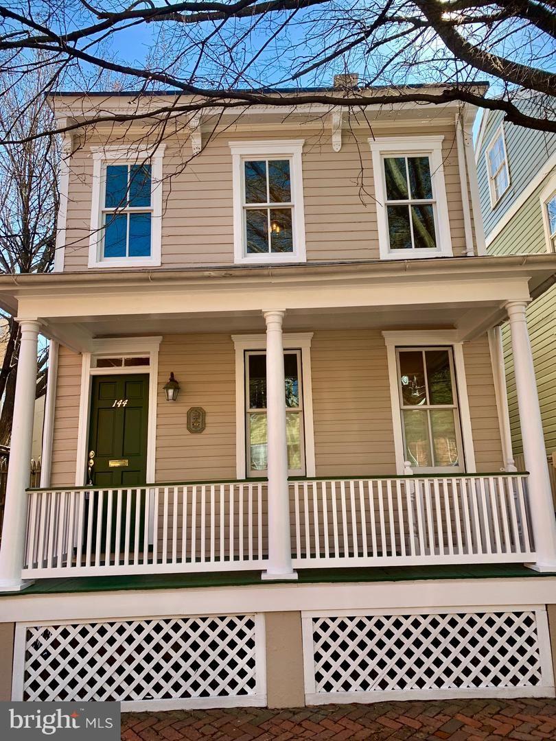144 MARKET ST, Annapolis, MD 21401 - MLS#: MDAA466840