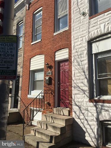 Photo of 1248 WASHINGTON BLVD, BALTIMORE, MD 21230 (MLS # MDBA537842)