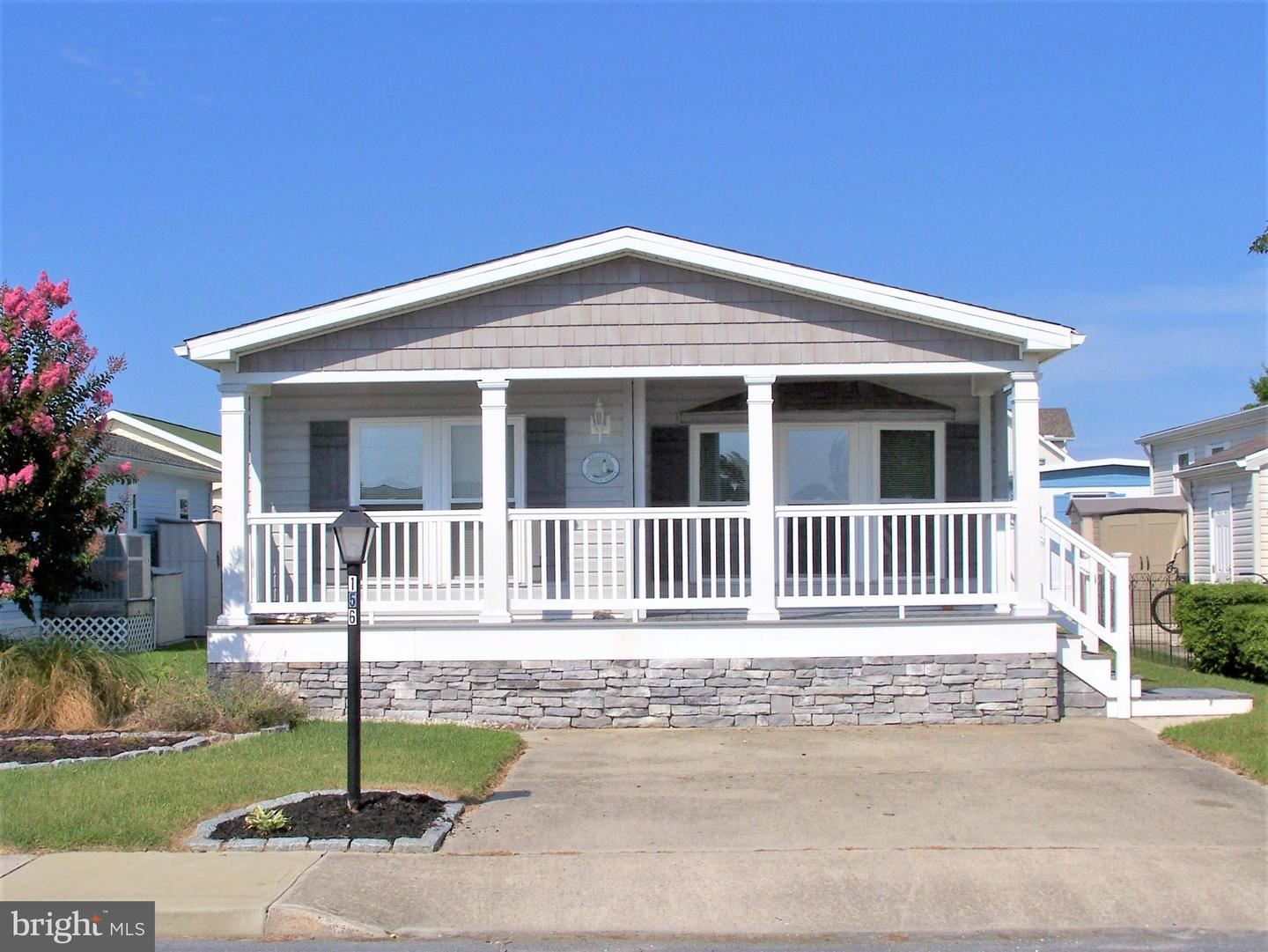 Photo for 156 CLAM SHELL RD, OCEAN CITY, MD 21842 (MLS # MDWO2000842)