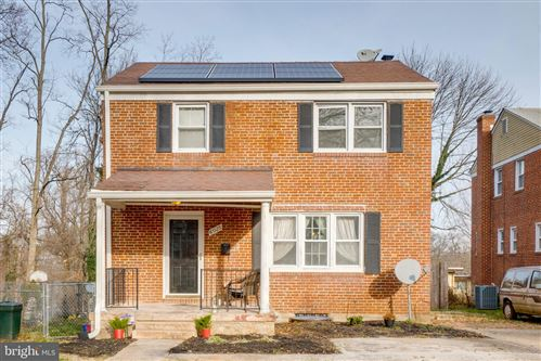 Photo of 6025 HIGHGATE DR, BALTIMORE, MD 21215 (MLS # MDBA537844)