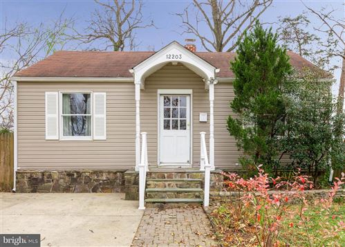Photo of 12203 LIVINGSTON ST, SILVER SPRING, MD 20902 (MLS # MDMC688844)