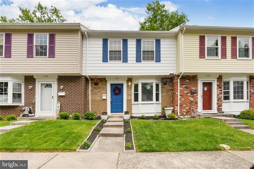 Photo of 1737 REDGATE FARMS CT, ROCKVILLE, MD 20850 (MLS # MDMC707844)