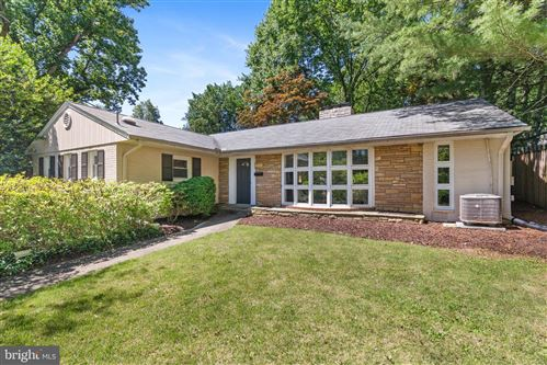 Photo of 5510 BRADLEY BLVD, BETHESDA, MD 20814 (MLS # MDMC711848)