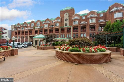 Photo of 22 COURTHOUSE SQ #411, ROCKVILLE, MD 20850 (MLS # MDMC723848)