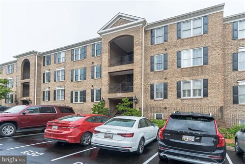 Photo of 10717 KINGS RIDING WAY #202, ROCKVILLE, MD 20852 (MLS # MDMC724848)