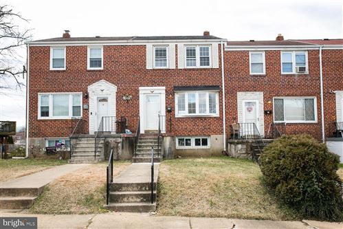 Photo of 5003 GATEWAY TER, BALTIMORE, MD 21227 (MLS # MDBC517850)