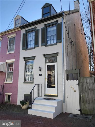 Photo of 220 E 3RD ST, FREDERICK, MD 21701 (MLS # MDFR258850)