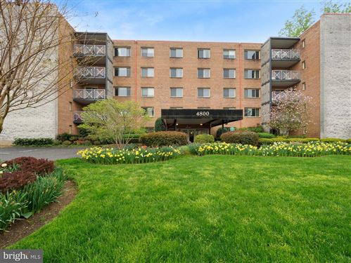 Photo of 4800 CHEVY CHASE DR #106, CHEVY CHASE, MD 20815 (MLS # MDMC754850)