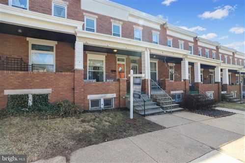 Photo of 1311 W 42ND ST, BALTIMORE, MD 21211 (MLS # MDBA499852)