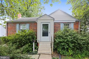 Photo of 11705 LEONA ST, SILVER SPRING, MD 20902 (MLS # MDMC678852)