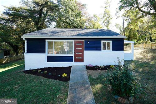 Photo of 520 MENTOR AVE, CAPITOL HEIGHTS, MD 20743 (MLS # MDPG2015852)