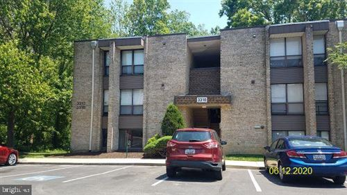 Photo of 3310 HUNTLEY SQUARE DR #T1, TEMPLE HILLS, MD 20748 (MLS # MDPG585852)