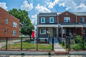 Photo of 3743 MINNESOTA AVE NE, WASHINGTON, DC 20019 (MLS # DCDC438854)