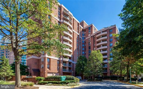 Photo of 4808 MOORLAND LN #508, BETHESDA, MD 20814 (MLS # MDMC713854)