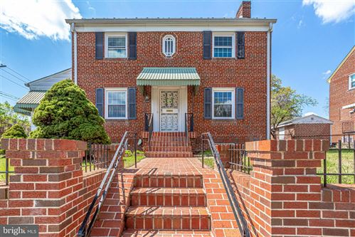 Photo for 6100 4TH ST NW, WASHINGTON, DC 20011 (MLS # DCDC458856)