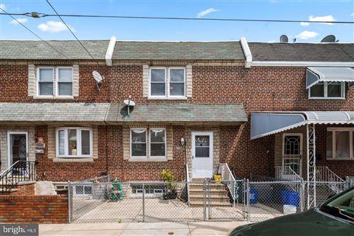 Photo of 1713 S DOVER ST, PHILADELPHIA, PA 19145 (MLS # PAPH1015856)