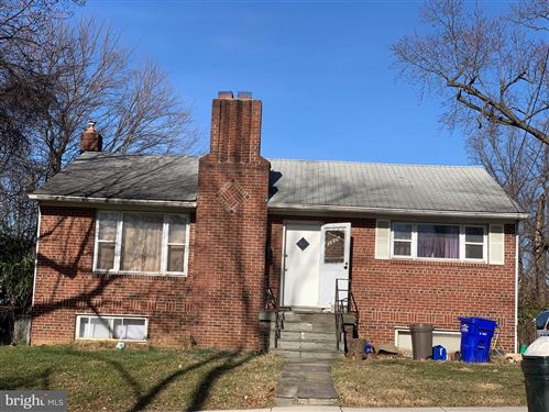 Photo of 3821 GREENLY ST, SILVER SPRING, MD 20906 (MLS # MDMC692858)