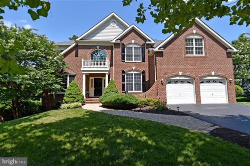 Photo of 19700 STANFORD HALL PL, ASHBURN, VA 20147 (MLS # VALO390858)