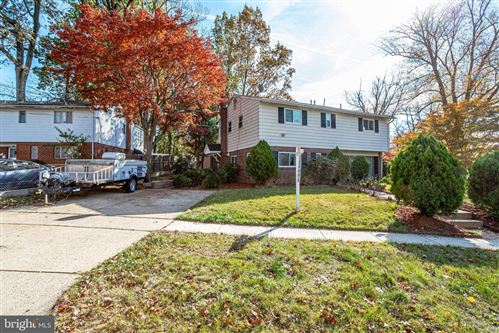 Photo of 3816 KAYSON ST, SILVER SPRING, MD 20906 (MLS # MDMC686860)