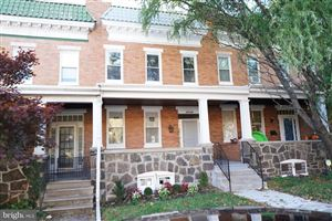 Photo of 4222 FALLS RD, BALTIMORE, MD 21211 (MLS # 1009990862)