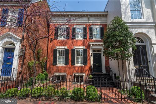 Photo of 3013 P ST NW, WASHINGTON, DC 20007 (MLS # DCDC516864)