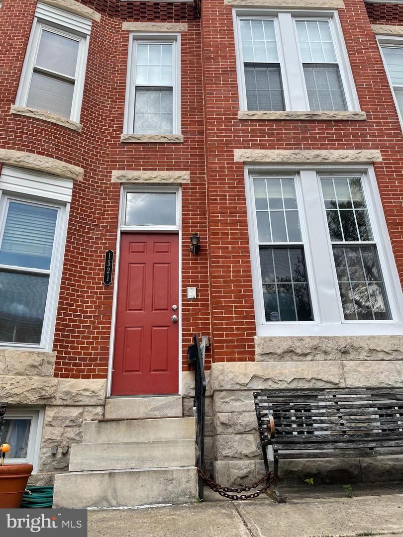 1521 COVINGTON ST, Baltimore, MD 21230 - MLS#: MDBA545864