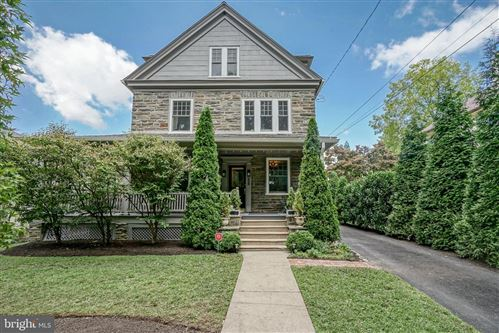 Photo of 529 E WILLOW GROVE AVE, WYNDMOOR, PA 19038 (MLS # PAMC624866)