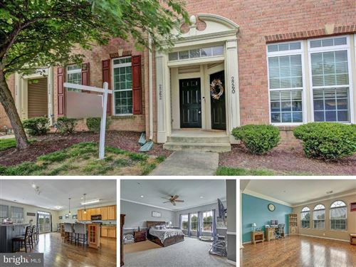 Photo of 2262 FOREST RIDGE TER #4, CHESAPEAKE BEACH, MD 20732 (MLS # MDCA176868)