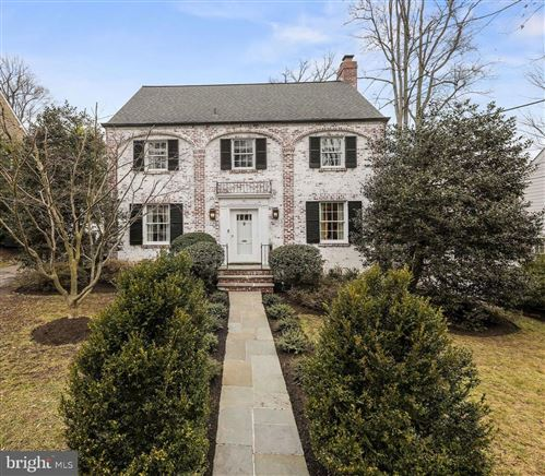 Photo of 7018 BEECHWOOD DR, CHEVY CHASE, MD 20815 (MLS # MDMC740868)