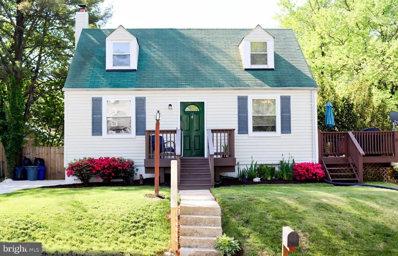 1807 CROMWOOD RD, Baltimore, MD 21234 - MLS#: MDBC527868