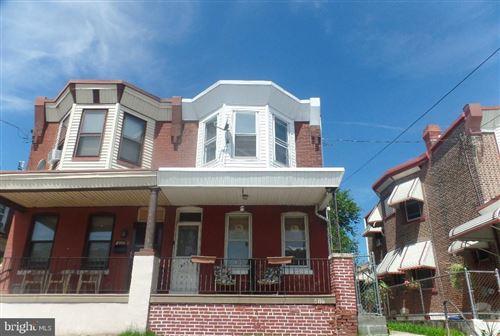 Photo of 6116 MARSDEN ST, PHILADELPHIA, PA 19135 (MLS # PAPH938870)