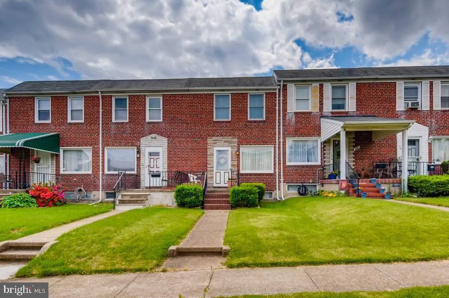 1224 DELBERT AVE, Baltimore, MD 21222 - MLS#: MDBA550870